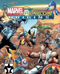 Marvel vs. Capcom Origins PS3