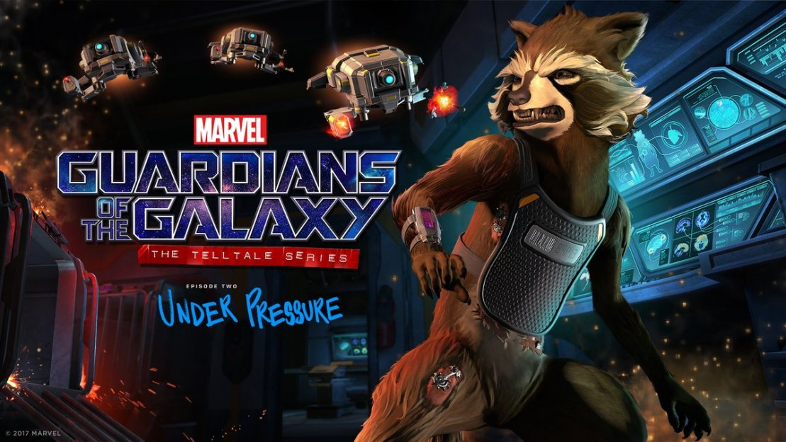Marvel's Guardianes de la Galaxia: Telltale - Episode 1