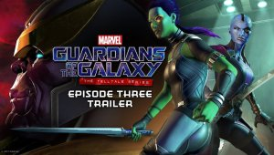 Guardians of the Galaxy presenta su tercer episodio