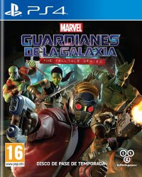 Marvel's Guardianes de la Galaxia: Telltale - Episode 1 PS4
