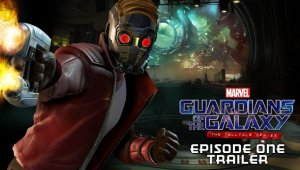 Telltale presenta el tráiler del primer episodio de Guardians of the Galaxy