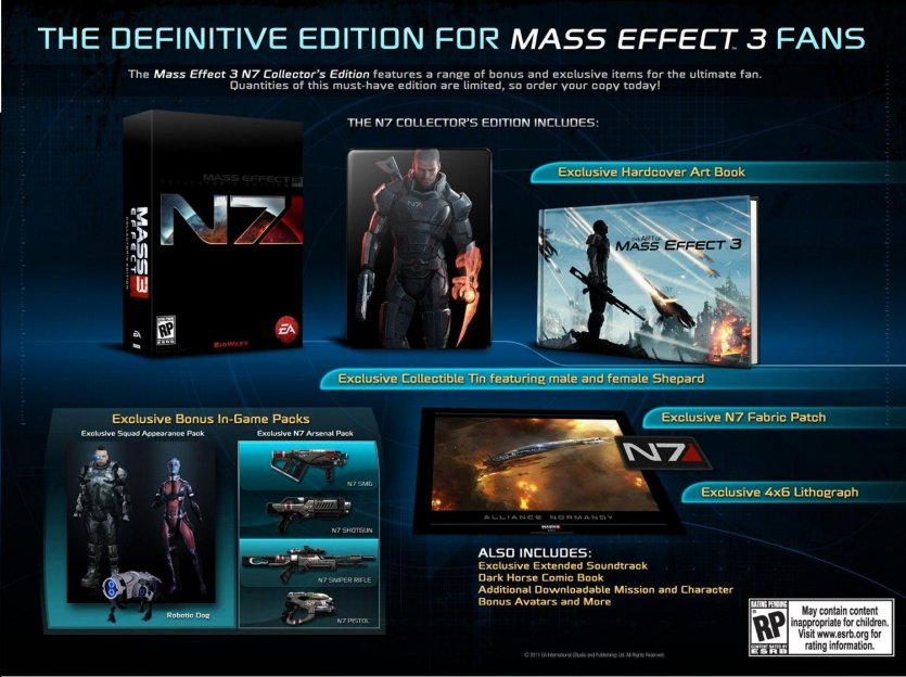 EC Mass Effect 3