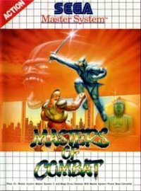 Masters of Combat Master System
