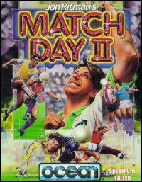 Match Day II Commodore 64