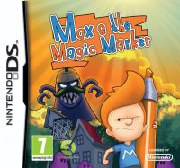 Max and The Magic Marker Nintendo DS