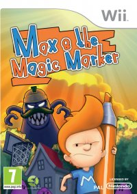 Max and The Magic Marker Wii