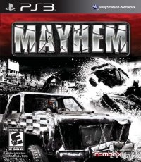 Mayhem 3D PS3