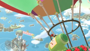 Me & My Katamari disponible en descarga desde Playstation Store para PSPGo