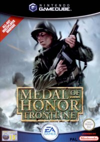 Medal of Honor Frontline GameCube