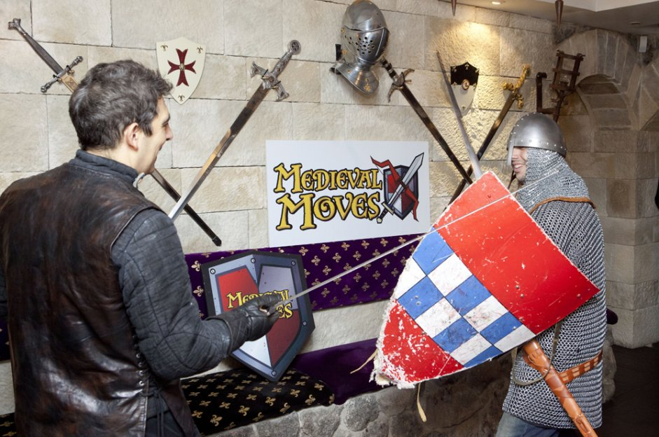 Medieval Moves: Deadmund's Quest