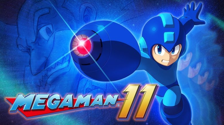 Capcom anuncia Mega Man 11 para PC, PS4, Xbox One y Nintendo Switch