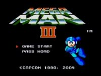 Mega Man 3 PS3