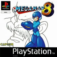 Mega Man 8 Playstation