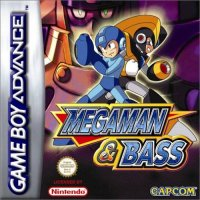 Mega Man & Bass Game Boy Advance