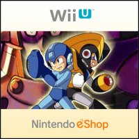 Mega Man & Bass Wii U