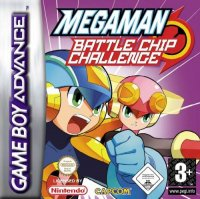 Mega Man: Battle Chip Challenge Game Boy Advance