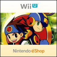 Mega Man Battle Network 2 Wii U