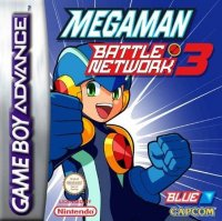 Mega Man Battle Network 3: Blue Version Game Boy Advance