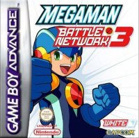Mega Man Battle Network 3: White Version Game Boy Advance