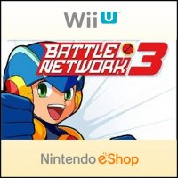 Mega Man Battle Network 3: White Version Wii U