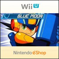 Mega Man Battle Network 4 Blue Moon Wii U