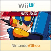 Mega Man Battle Network 4 Red Sun Wii U