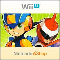 Mega Man Battle Network 5: Team ProtoMan Wii U