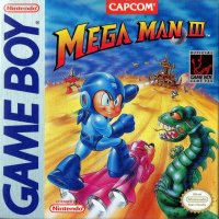 Mega Man III Game Boy