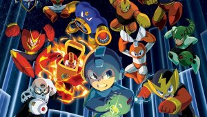 Mega Man Legacy Collection 1 y 2 llegarán a Nintendo Switch