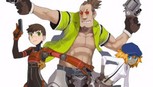 Comcept y Studio 4°C presentan Red Ash: The Indelible Legend