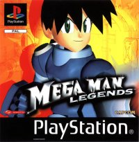 Mega Man Legends Playstation