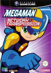 Mega Man Network Transmission GameCube