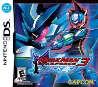 Mega Man Star Force 3: Black Ace Nintendo DS