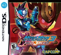 Mega Man Star Force 3: Red Joker Nintendo DS