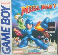 Mega Man V Game Boy