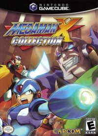 Mega Man X Collection GameCube