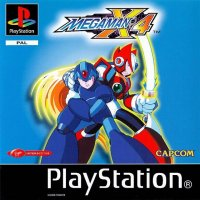 Mega Man X4 Playstation