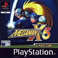 Mega Man X5 Playstation