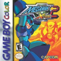 Mega Man Xtreme 2 Game Boy Color