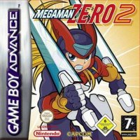 Mega Man Zero 2 Game Boy Advance