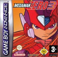 Mega Man Zero 3 Game Boy Advance