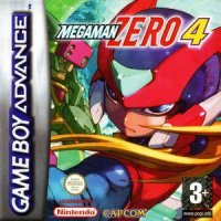 Mega Man Zero 4 Game Boy Advance