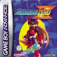 Mega Man Zero Game Boy Advance