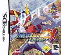 Mega Man ZX Advent Nintendo DS