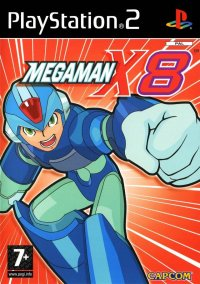 Megaman X8 Playstation 2