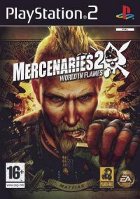 Mercenaries 2: World in Flames Playstation 2
