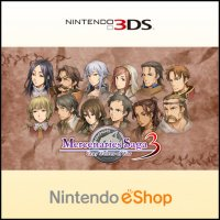 Mercenaries Saga 3 Nintendo 3DS
