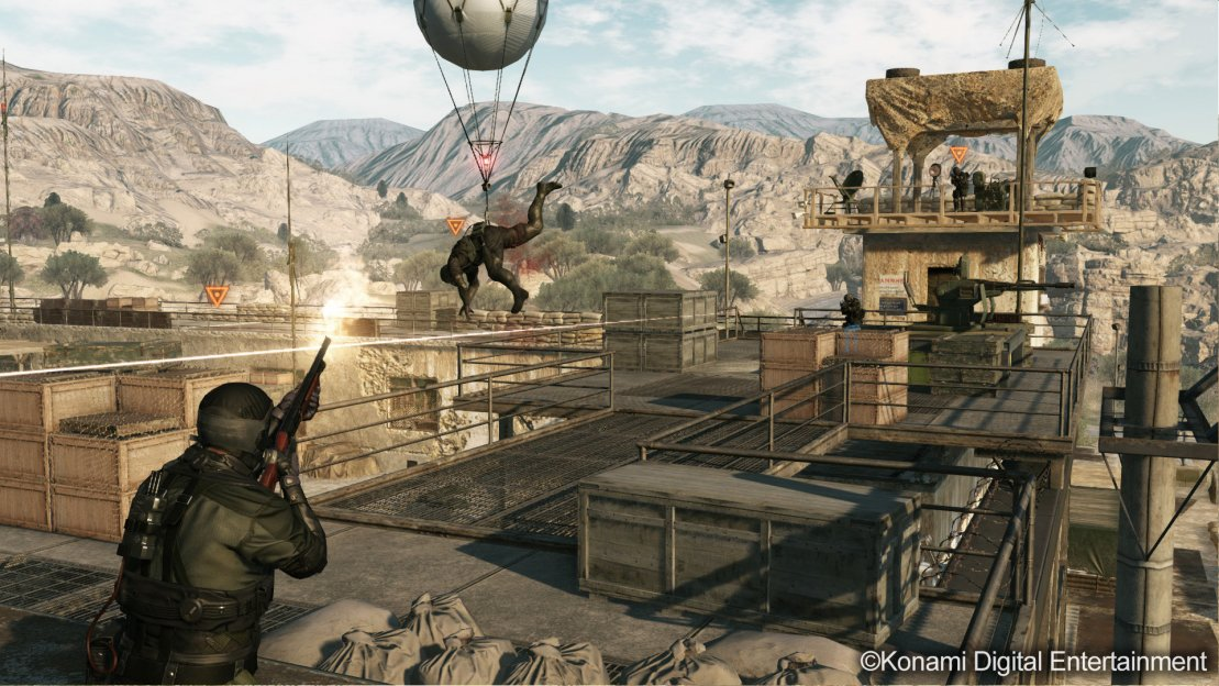 Metal Gear Online: Tactical Team Operations