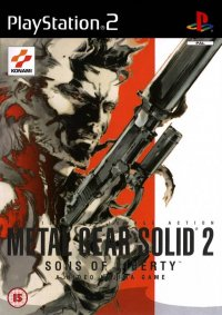 Metal Gear Solid 2: Sons of Liberty Playstation 2