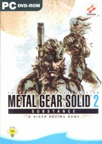 Metal Gear Solid 2: Substance PC